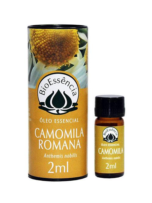 Óleo Essencial de Camomila Romana -2ml
