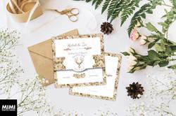 עיצוב הזמנות לחתונה
