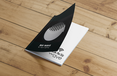 BIG WAVE עיצוב קטלוג