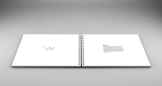 THE WAVE עיצוב קטלוג