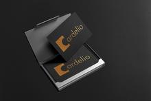 Cardelio מיתוג ועיצוב לוגו לחברת