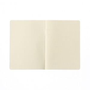 中面は64ページの5mm方眼。