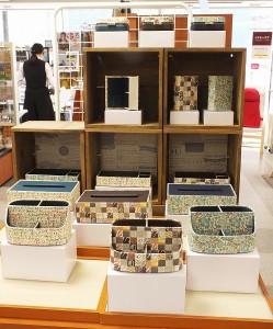 タソッティ社のインテリア雑貨シリーズが登場しています。