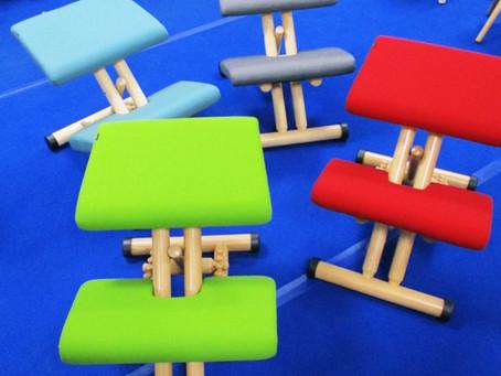 リモートワーク&自宅学習におすすめの椅子をご用意しております! 2F