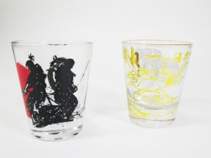 和柄ショットグラス