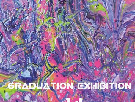 市立札幌平岸高等学校デザインアートコース14期卒業制作展