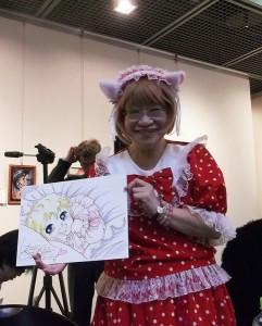 いがらしゆみこ先生の作品です。