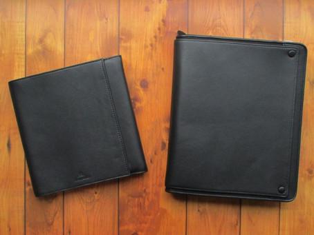 アシュフォードのシステム手帳「レーニエ」が入荷しました! 2F