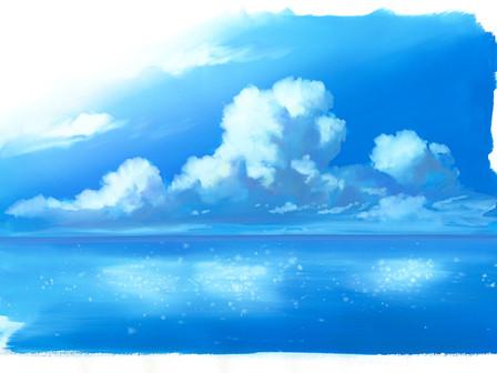 美術監督・渡邊洋一 アニメ背景画講座 ポスターカラーで描く背景美術の世界 7F