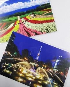 都会的な夜景はもちろん、雄大な自然も北海道の魅力です