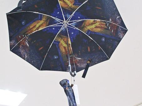 雨の日を楽しくしませんか? ユーパワー「ミュージアムアートコレクション」のアートな雑貨が新登場! 3F