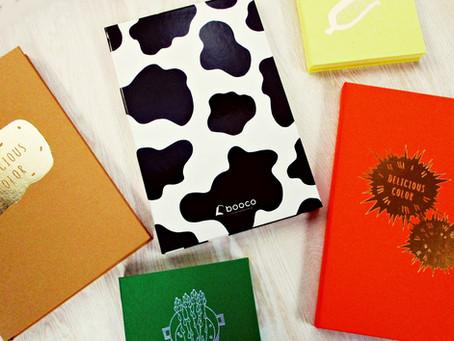 北海道のおいしいをイメージ!boocoのノートブックはいかがですか 2F