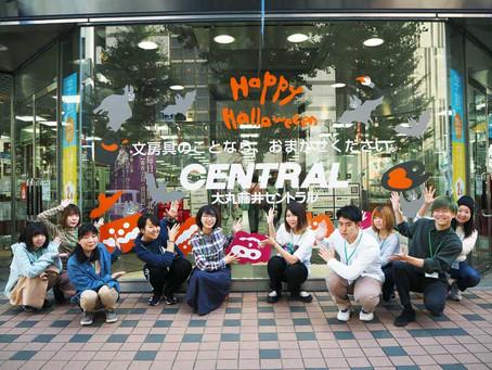 専門学校札幌デザイナー学院の生徒さんに店内装飾デザインをしていただきました!