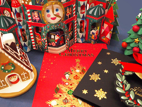 クリスマスカード&クリスマス雑貨 1F