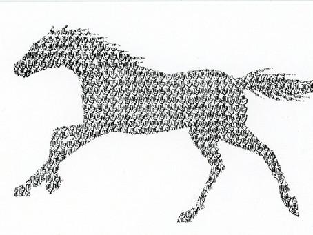 若山象風個展 墨の世界