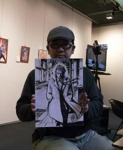 中村昌亮先生の作品です。