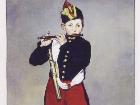 マネやゴッホ、セザンヌなどオルセー美術館所蔵の名画がプリントされた「アートハンカチ」 3F