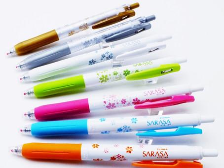 ゼブラのサラサとコラボ!セントラルオリジナルボールペン