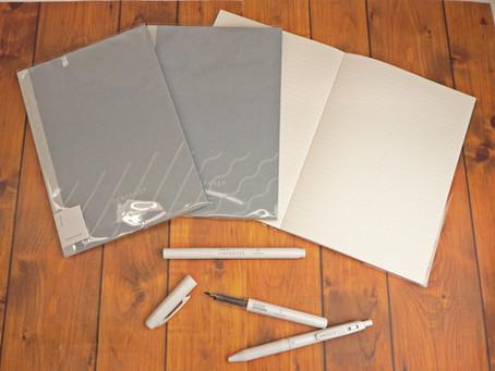 紙とペンのコンビネーションを考えデザインされた文具シリーズ「ペルパネプ」 2F