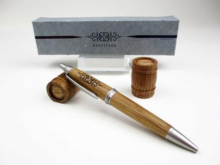 新商品!アイヌ文様を彫刻した三菱鉛筆ピュアモルト「RATCITARA(ラッチタラ)」  2F・3F