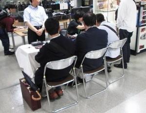 松田幸子氏によるペンクリニック