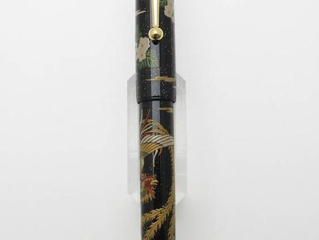 平成から令和へ伝統を受け継ぐ蒔絵万年筆「鳳凰」が発売! 2F