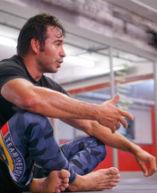 Santiago - BJJ Instructor