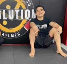 king - Muay thai instructor