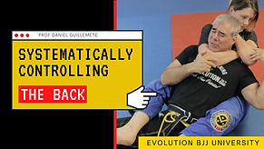 Back attack system -evolution brazilian