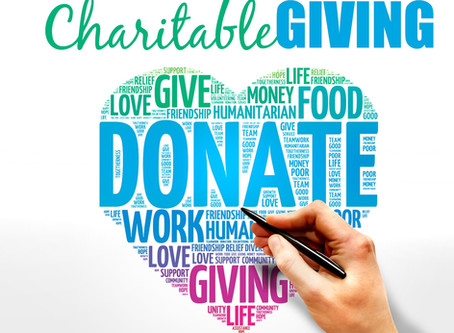 Charitable Giving During the COVID-19 Pandemic