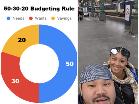 The 3 Breaks: Updating Your Spending Plan Mid-Lockdown