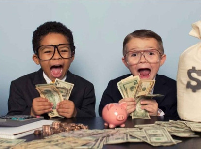 What I'm Trying to Teach My Children About Money