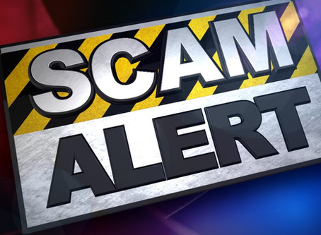 Scammers Out for Stimulus Checks