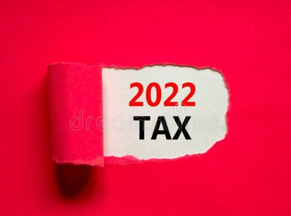 Tax Landscape Is Changing