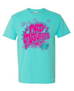 Starbursts on shirt
