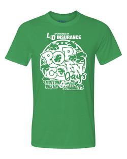 Irish Green performance
