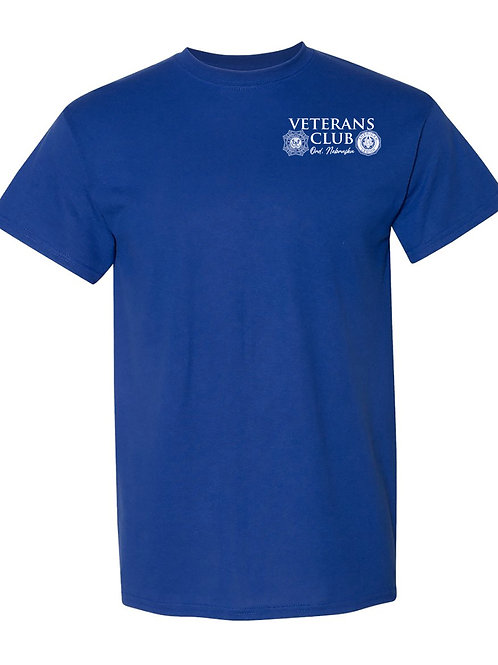 Ord Veterans Club Flag Shirt