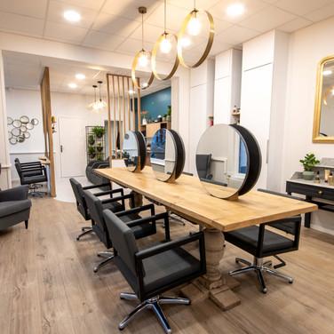 Salon de coiffure Chez Romain