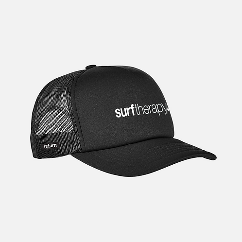 Boné Return Surf Therapy Black