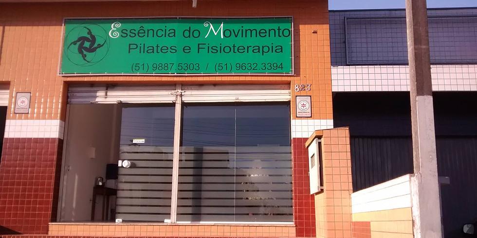 Essência do Movimento Pilates e Fisioterapia