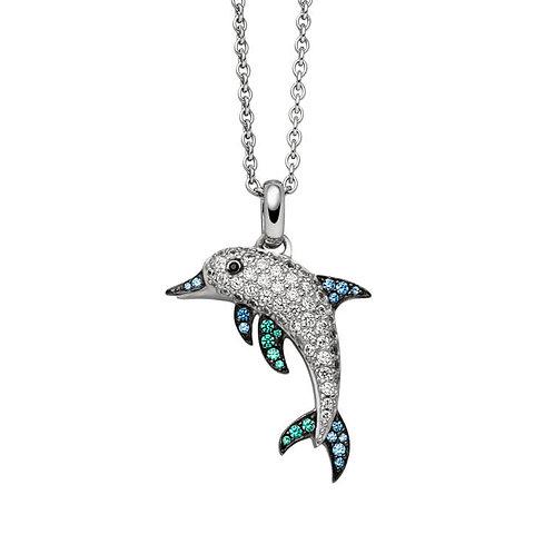 VIVENTY - Halskette Delphin