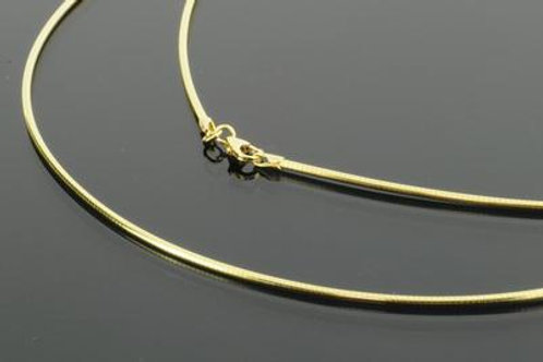 Collierkette 333 - Reif 45cm