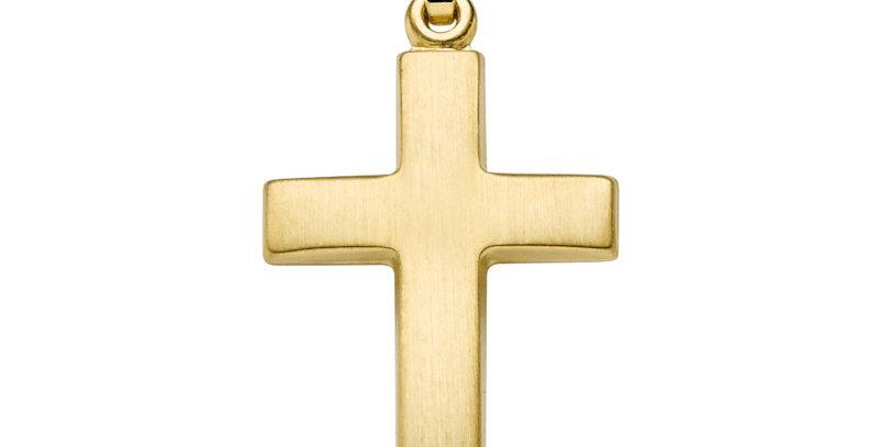 MAX FRÖHLICH - Anhänger Kreuz