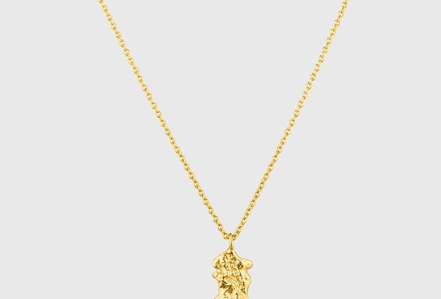 ICRUSH - Individual Pendant Kette gold