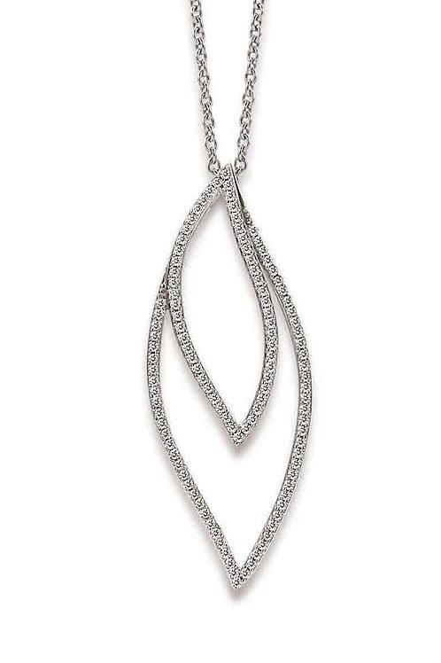 VIVENTY - Halskette mit Zirkonia