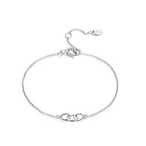 ICRUSH - Chain Triplet Armband