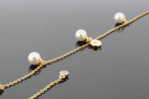 MÜLLER - Armband Perlen