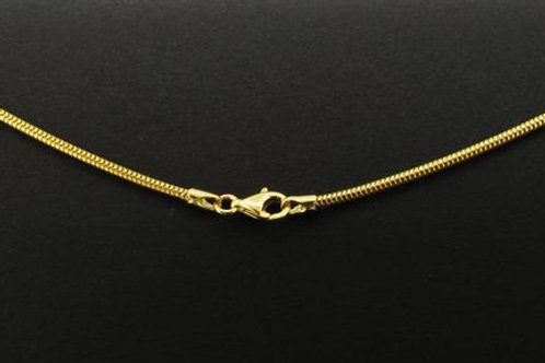 Collierkette 333 - Schlange 45cm