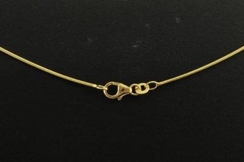 Collierkette 333 - Schlange 42cm