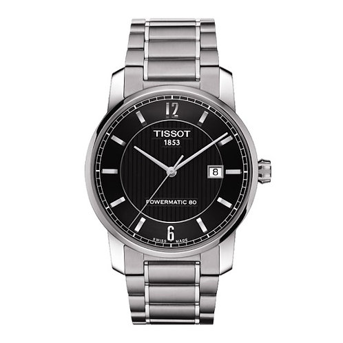 TISSOT - Luxury Powermatic 80